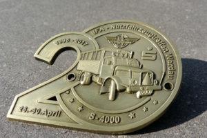 Oldtimer Plakette für IFA Nutzfahrzeuge