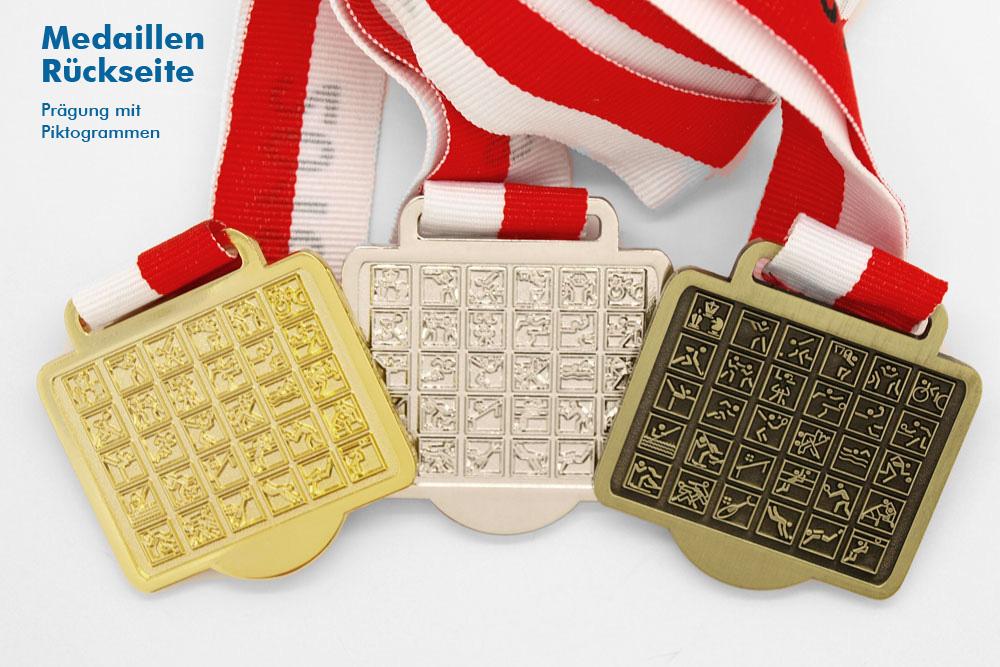 Medaillen Zweiseitig Geprägt Hersteller Für Individuell Geprägte