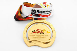 Sportmedaille gold