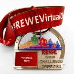 Medaille Virtual Run