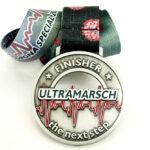 Finisher Medaille geprägt